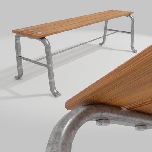 Thumbnail: Classic Bench