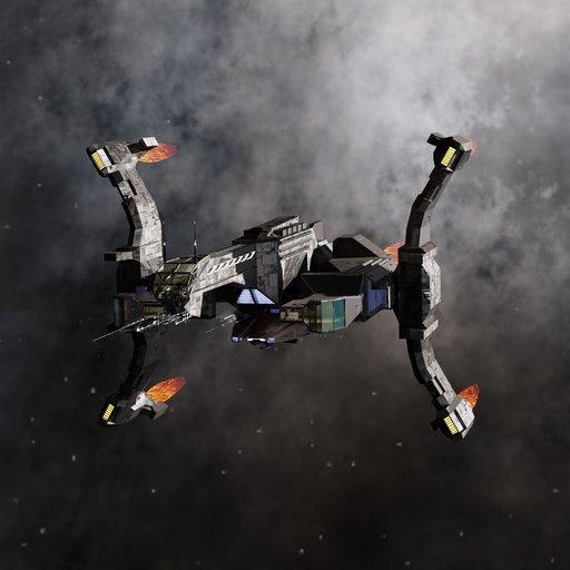 """Thumbnail: The  Research Spacecraft """"Illuminati"""""""