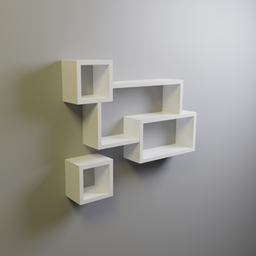 Thumbnail: Rectangular Shelfs