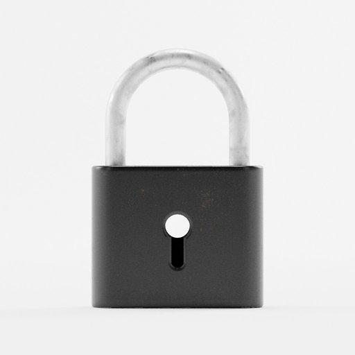Thumbnail: Lock