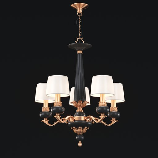 Thumbnail: Chandelier Light Lamp 2
