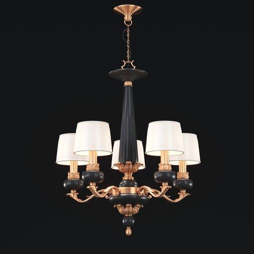 Thumbnail: Chandelier Light Lamp 2