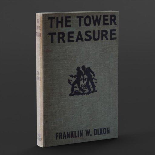 Thumbnail: OLD BOOK: The Tower Treasure