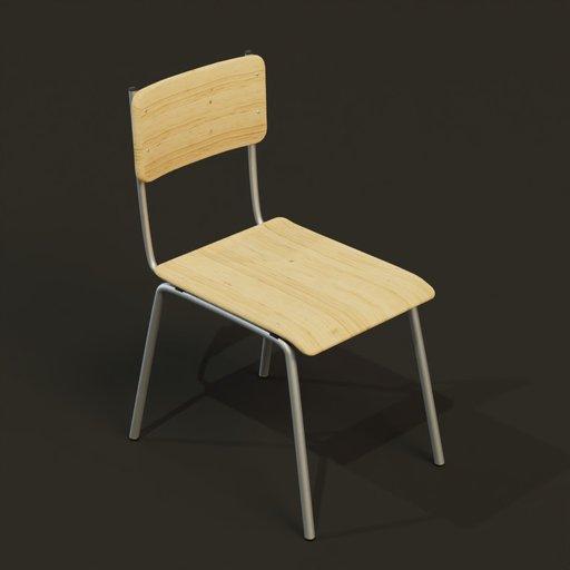 Thumbnail: Classroom Chair