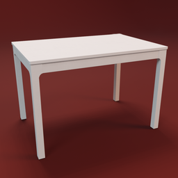 Thumbnail: IKEA EKEDALEN table 120 white