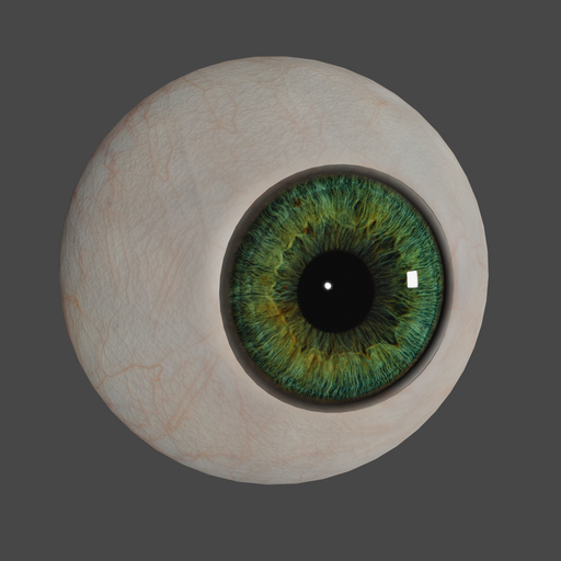 Thumbnail: Eye - green