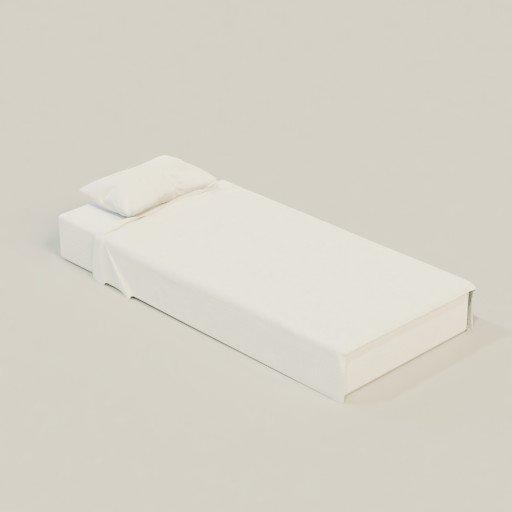 Thumbnail: Single Bed 200x90