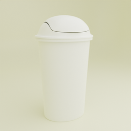 Thumbnail: Toilet Home Trash Can