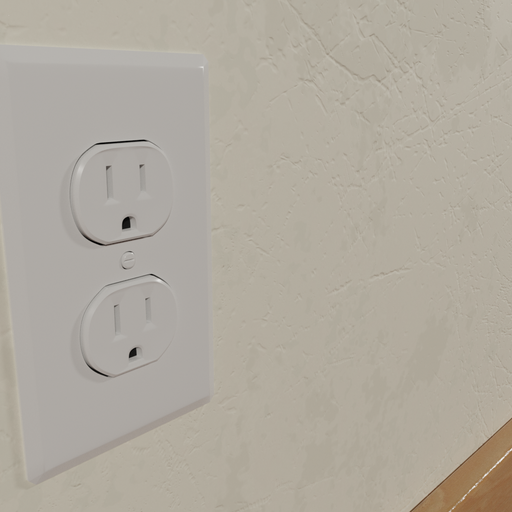 Thumbnail: Electrical Outlet (Type B)