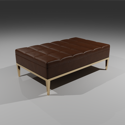 Thumbnail: Classic Bed Bench