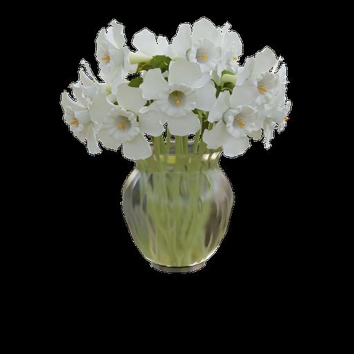 Thumbnail: Flowers in vase