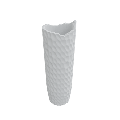 Thumbnail: White Ceramic Decorative Vases 04
