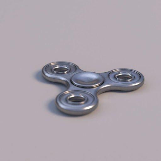 Thumbnail: metal spinner