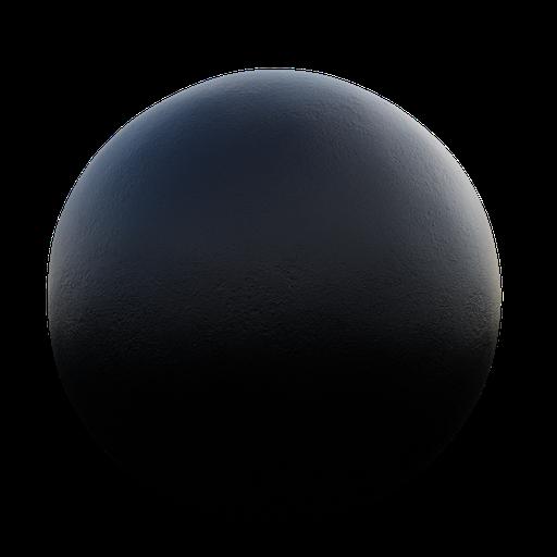 Black plastic PL