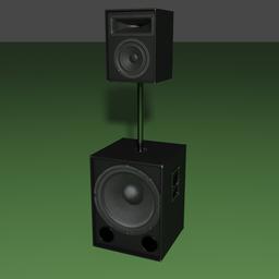 Thumbnail: 3 way speakers pair 1000 watts.