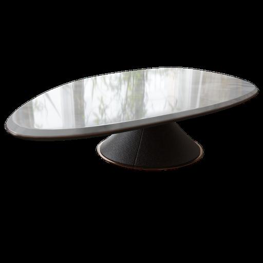Thumbnail: Art design Luxury marble coffee table