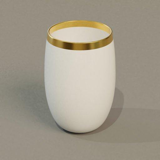Thumbnail: White glass