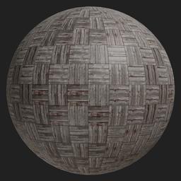 Thumbnail: Wooden floor007