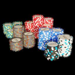 Thumbnail: Casino Chips Stacks