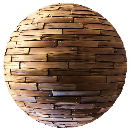 Thumbnail: Stylized Wood Planks