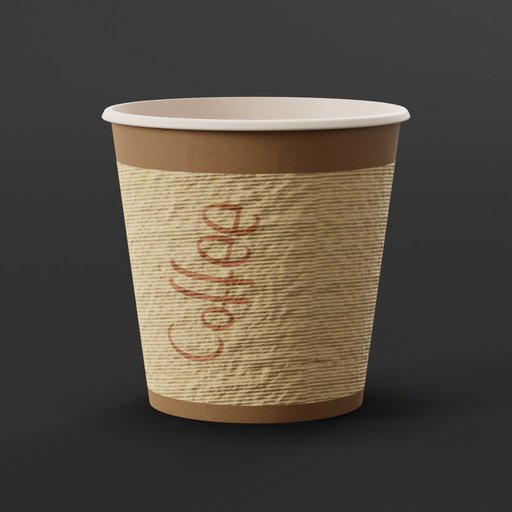 Thumbnail: Coffee Paper Cups