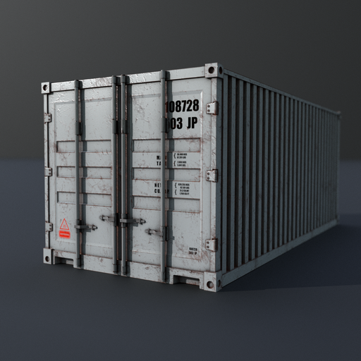 Thumbnail: Shipping Container