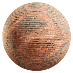 Thumbnail: Worn Brick Wall