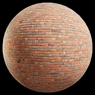 Thumbnail: Worn Brick Wall
