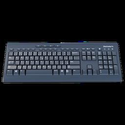 Thumbnail: PC keyboard