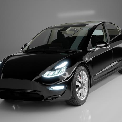Thumbnail: Tesla Model 3
