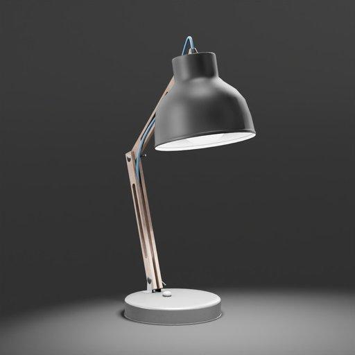 Thumbnail: Table Lamp MARCELLO
