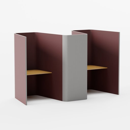 Thumbnail: Privacy Booths