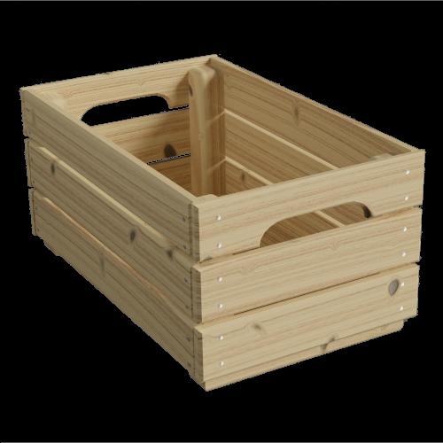 Decorative wooden box  1