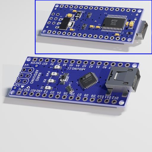 Thumbnail: Arduino Nano V3