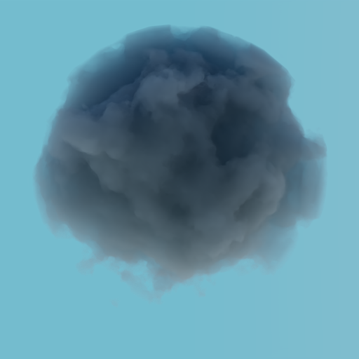 Thumbnail: Procedural Cloud