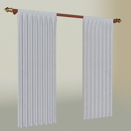 Thumbnail: Simple Curtain