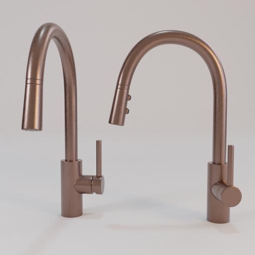 Pfister Stellen Kitchen Faucet - Copper