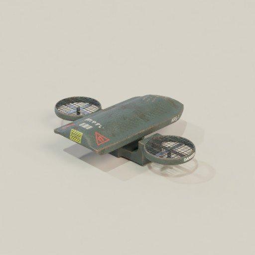 Thumbnail: Drone ARS-1