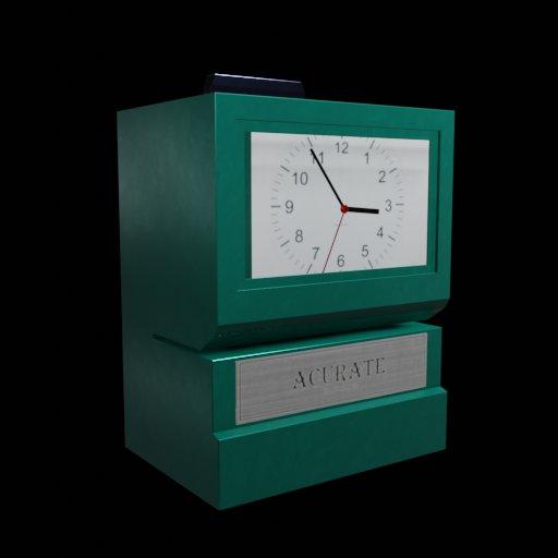 Thumbnail: Punch Clock