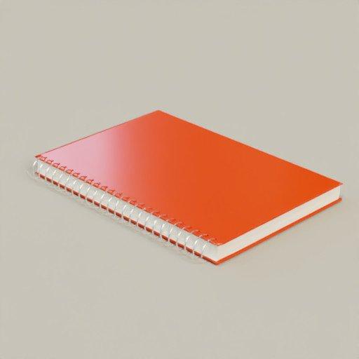 Thumbnail: Spiral Notebook