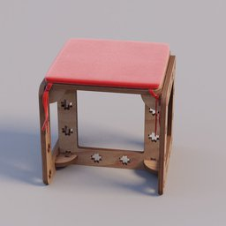 Thumbnail: ROSTE stool