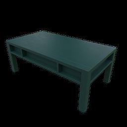 Thumbnail: Table center Green