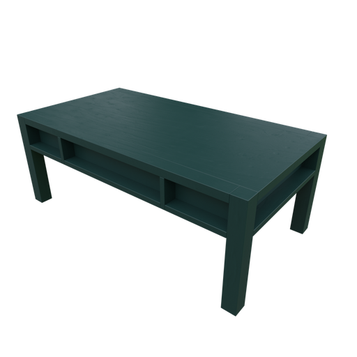 Thumbnail: Table center Green