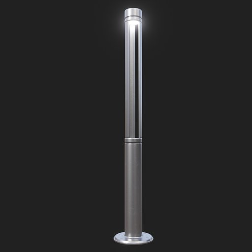 Thumbnail: Modern Street Lamp #02