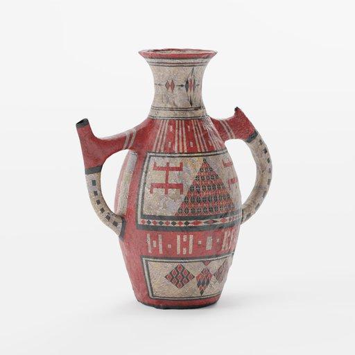 Thumbnail: Small Berber Vase