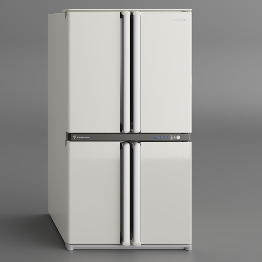 Thumbnail: Fridge Sharp SJ-F790STSL