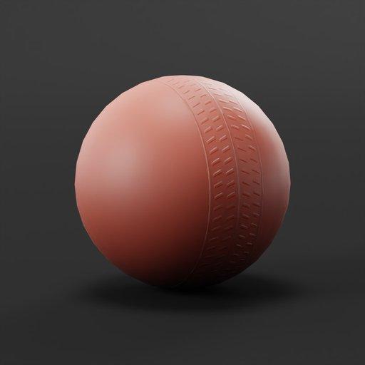Thumbnail: Cricket ball