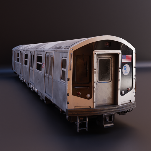 Thumbnail: Subway Train