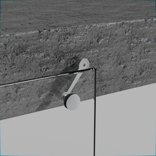 Thumbnail: Curtain Wall Spider Fitting Type 8