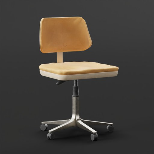 Thumbnail: Office chair ver01